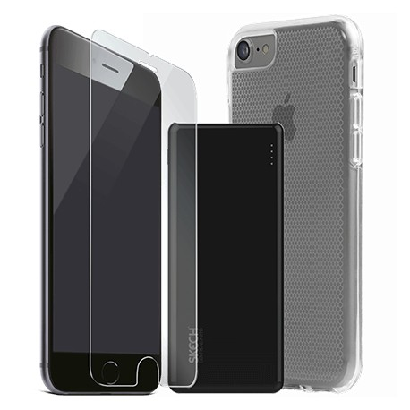 Skech Matrix Accessory Pack Ultimate Protection for iPhone 8 / 7/ 6S / 6
