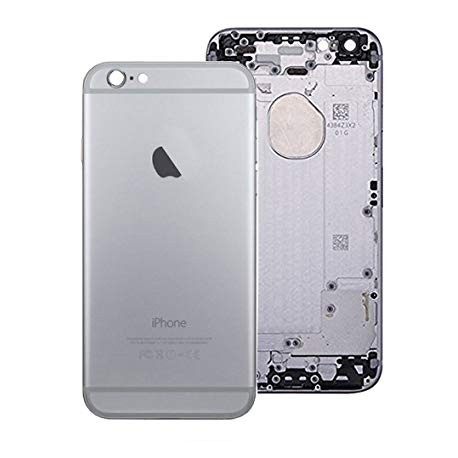 Apple iPhone 6 zadný kryt sivý