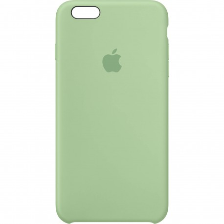 iPhone 6S Plus / 6 Plus Silicone Case Mint green