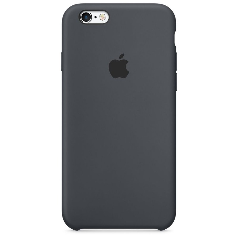 iPhone 6S / 6 Silicone Case Charcoal grey