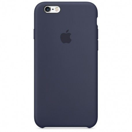 iPhone 6S / 6 Silicone Case Midnight Blue