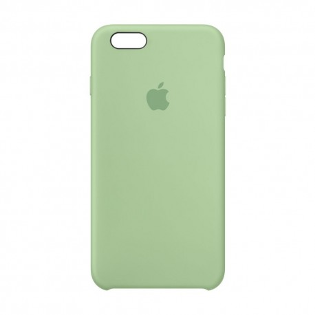 iPhone 6S / 6 Silicone Case Mint green