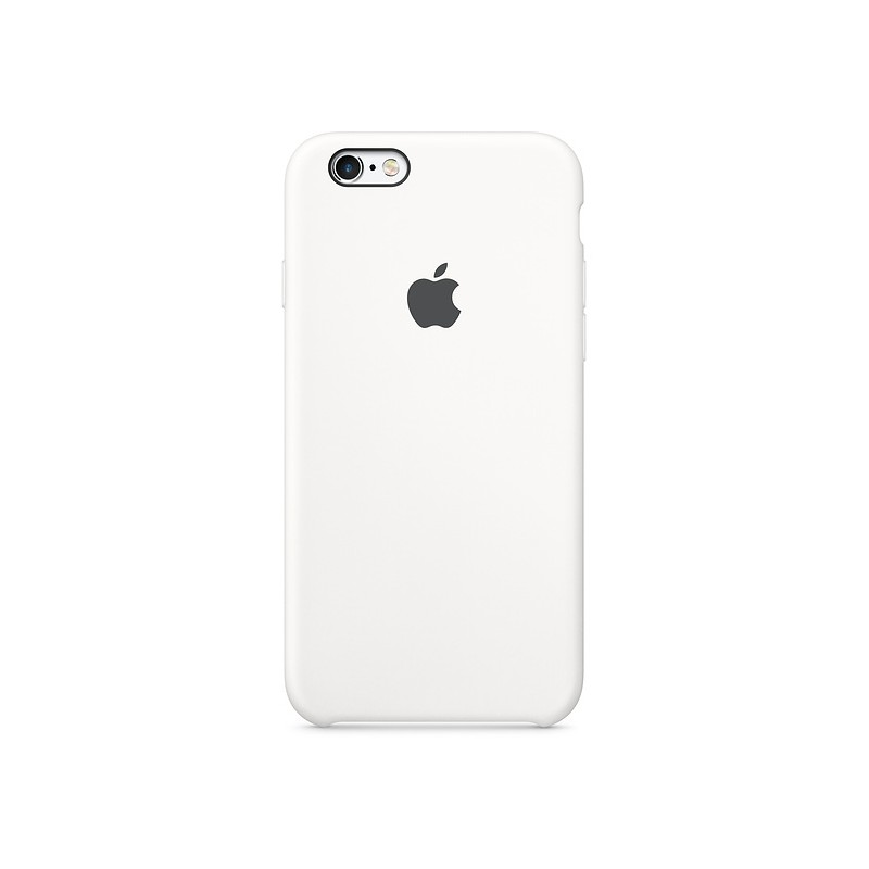 iPhone 6S / 6 Silicone Case White