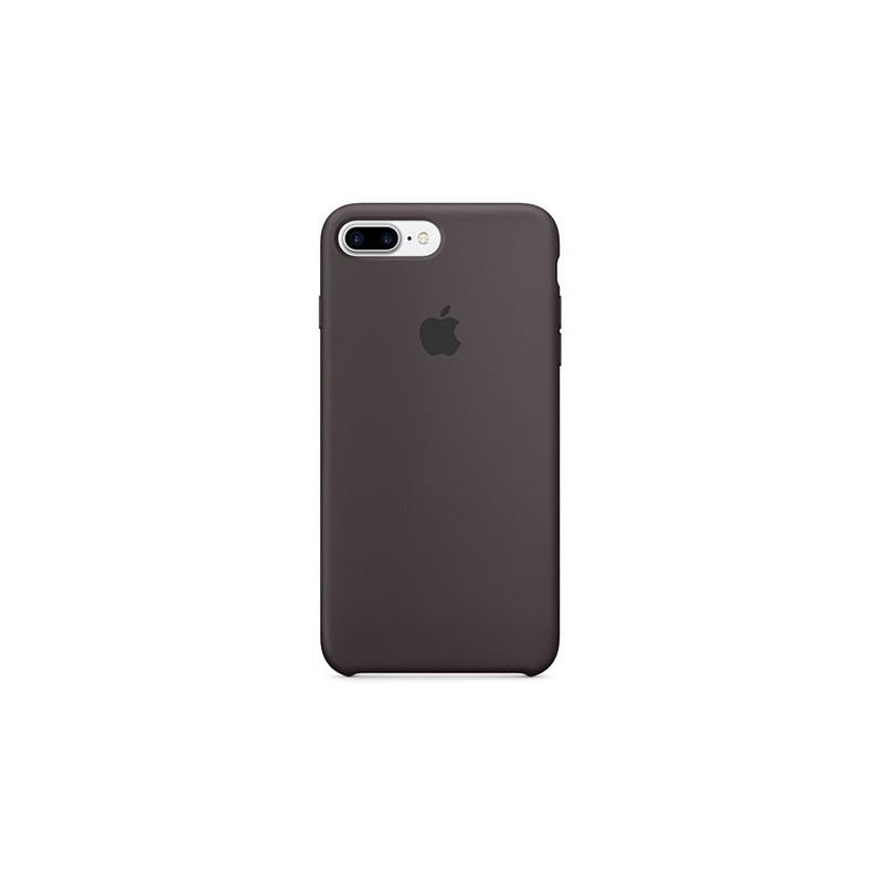 iPhone 7 Plus / 8 Plus Silicone Case Cocoa