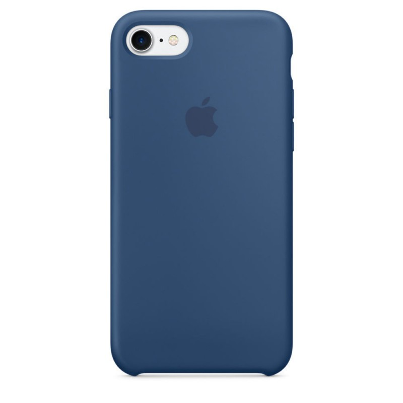 iPhone 7 / 8 Silicone Case Ocean Blue