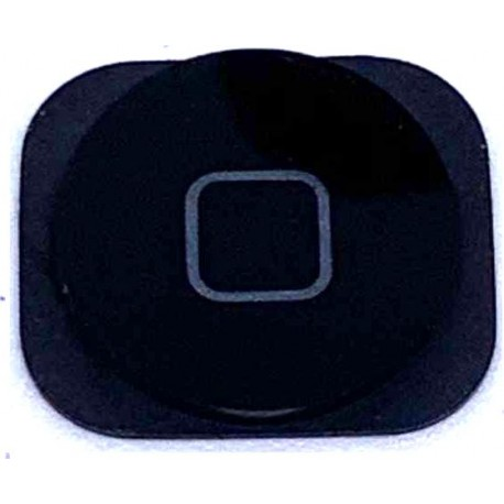 Apple iPhone 5 - Home Button Tlačítko Čierne