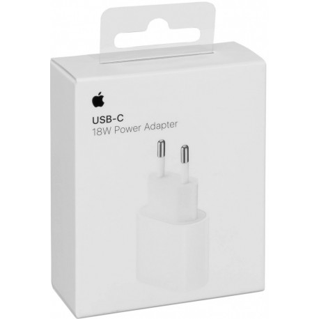 Nabíjací Adaptér Apple MU7V2ZM/A 18W iPhone USB-C (bulk)